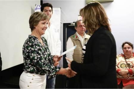 Estamos creando fuentes de empleo en Pachuca, Yolanda Tellería2