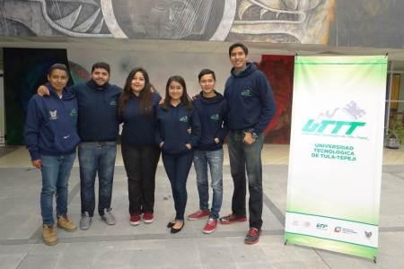 Estudiarán en Francia Licencia Profesional alumnos de la UTTT