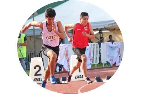 Finaliza primer bloque de atletismo en Paralimpiada Nacional