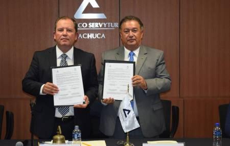 Firman convenio de colaboración CONALEP Hidalgo- CANACO SERVyTUR Pachuca para el fortalecimiento de la formación dual 1.jpg
