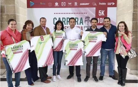 Fomentan en Pachuca el desarrollo integral a través de carrera emblemática