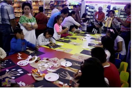 Fomentará FUL Niños amor a los libros a través de talleres