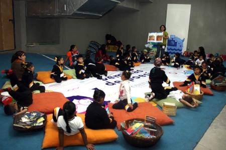 Fomentará FUL Niños amor a los libros a través de talleres2