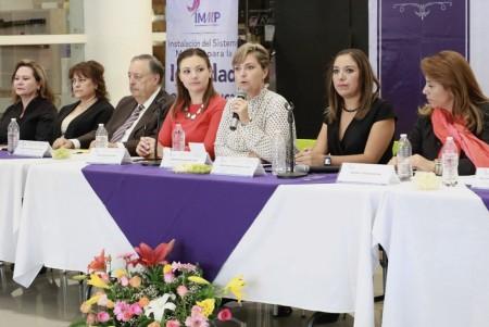 Fortalecen en Pachuca acciones para fomentar la igualdad de género