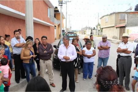 Gabriel García Rojas anuncia obras para la colonia Ex Presidentes2