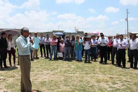 Gabriel García Rojas inaugura cuatro obras de drenaje sanitario por un monto superior a 1 millón 378 mil pesos2