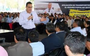 Gobierno de Hidalgo realiza campaña masiva de afiliación al Seguro Popular7