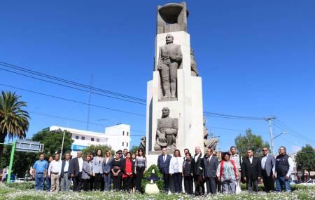 Guardia de Honor 138  Aniversario del Natalicio de Emiliano Zapata1.jpg