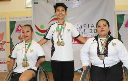 Hidalgó lució en danza deportiva