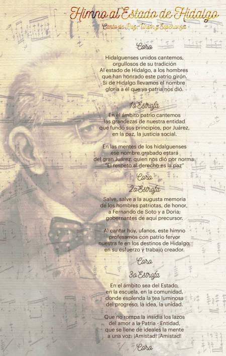 Himno al Estado de Hidalgo se interpretará en las ceremonias cívicas de las escuelas.jpg