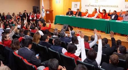 ICADEP garante de la formación ideológica del PRI, Pineda Godos