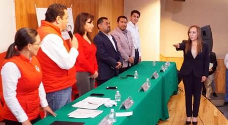 ICADEP garante de la formación ideológica del PRI, Pineda Godos2