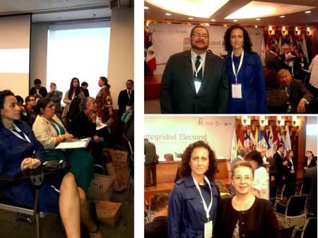 IEE presente en el Foro Integridad Electoral en América Latina