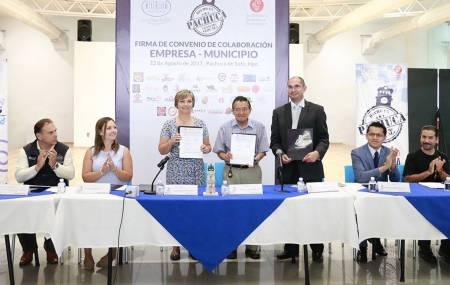 Impulsa Yolanda Tellería Beltrán el comercio local 1