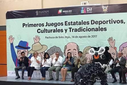 Inaugura DIF Hidalgo los Primeros Juegos Estatales Deportivos, Culturales y Tradicionales2