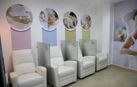 Inauguran Sala de Lactancia Materna en instalaciones del Hospital del Niño DIF2.jpg