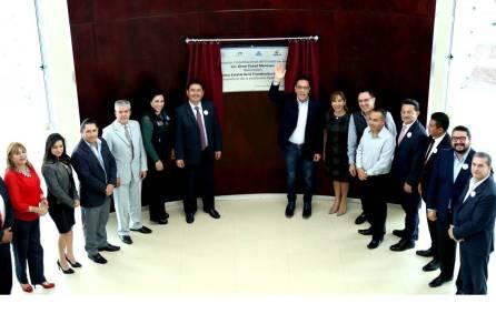 Inauguró Omar Fayad el Centro Estatal de Transfusión Sanguínea7
