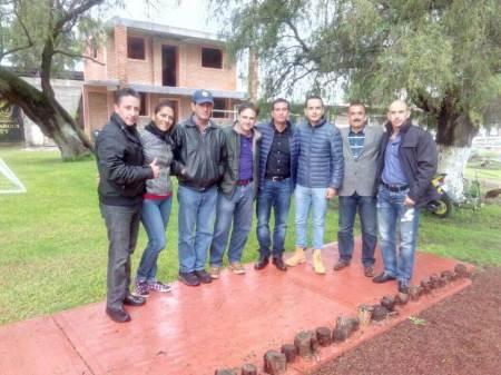 Inicia reestructuración del PES en Hidalgo, con el apoyo del legislador federal Alejandro González Murillo