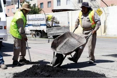 Inician trabajos de bacheo en Pachuca2