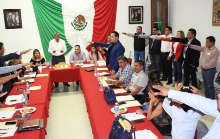Instalan y toman protesta al Comité de Control Interno y Diseño Institucional de Tizayuca1