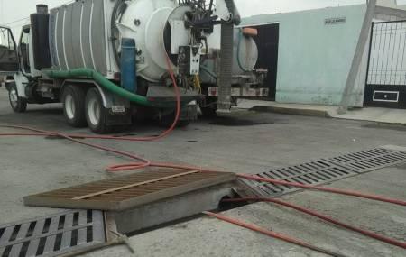 Intensifica Mineral de la Reforma limpieza de drenajes pluviales 1