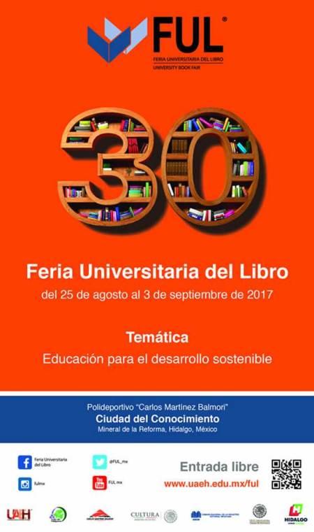 """La 30ª edición de la FUL contará con libros como """"Estío y Otros Cuentos""""2"""