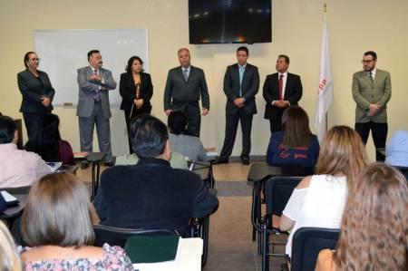 La Barra Mexicana Colegio de Abogados del estado de Hidalgo y la PGJEH promueven curso para Ministerios Públicos