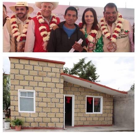 La CDI lleva más infraestructura y vivienda a la zona mazahua del Estado de México1