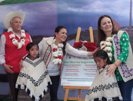La CDI lleva más infraestructura y vivienda a la zona mazahua del Estado de México2