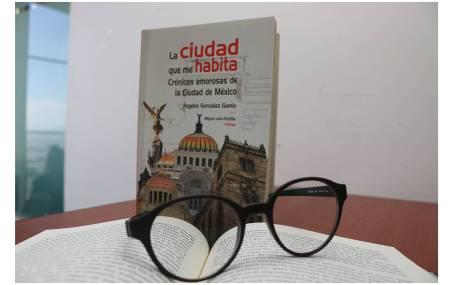 La Ciudad que me habita, crónicas amorosas de la Ciudad de México