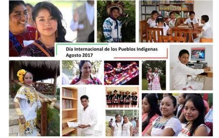 La Comisión Nacional para el Desarrollo de los Pueblos Indígenas entiende y atiende a las comunidades indígenas