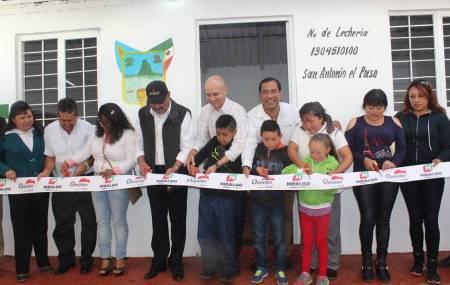 Liconsa inaugura punto de venta en San Antonio el Paso, Omitlán1.jpg