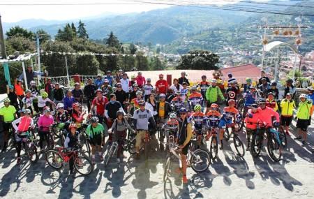 """Llegó a Real del Monte el """"Bici-tando tu bosque""""2.jpg"""