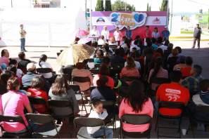 Lleva Instituto Municipal de las Mujeres, Feria por la Salud a La Providencia
