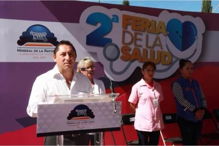 Lleva Instituto Municipal de las Mujeres, Feria por la Salud a La Providencia4