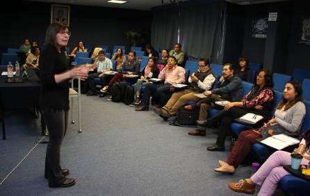 Llevan a cabo seminario de educación en ICSHu2