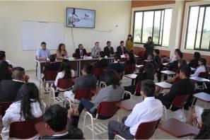 Nombra rector de UAEH a autoridades académicas y administrativas de escuelas superiores de Atotonilco de Tula y Tlahuelilpan