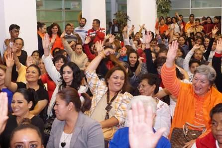 Nueva dirigente del ONMPRI Hidalgo4