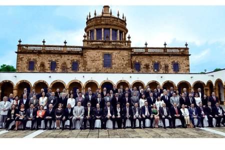 Participa IEE en Reunión Nacional de Autoridades Electorales realizada en Jalisco