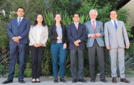 Realiza Consejero Comercial de Austria en México visita oficial a Hidalgo