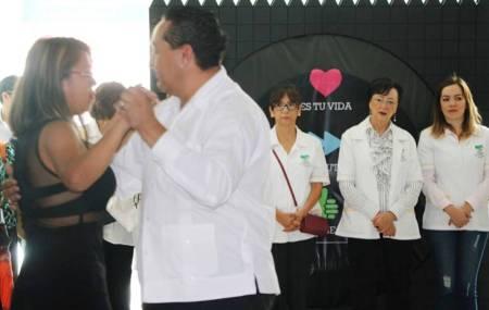 Realiza voluntariado del IMSS actividades en hospital de Pachuca2.jpg