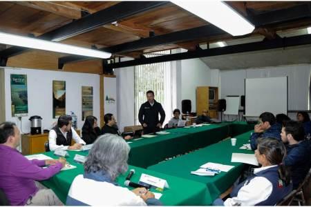 Realizan en Hidalgo reunión nacional de periodistas ambientales2