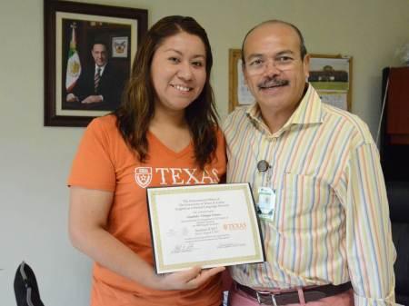 Regresa a la UPH ganadora de beca internacional Teacher Treaning for Second Language3