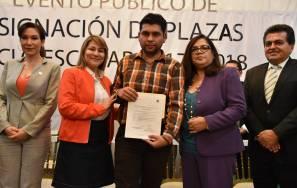 Sayonara Vargas encabeza la entrega de Asignación de Plazas en Educación Media Superior1