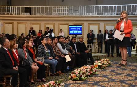 Sayonara Vargas encabeza la entrega de Asignación de Plazas en Educación Media Superior4