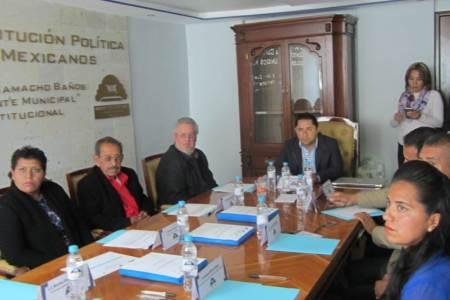 Se reúne jurado para elegir a ganador del Premio Municipal de Contraloria Social en Mineral de la Reforma