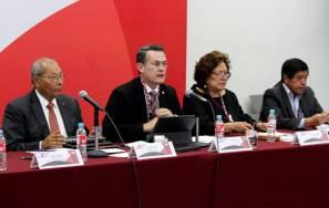Se reúnen universidades en UAEH para exponer avance regional2