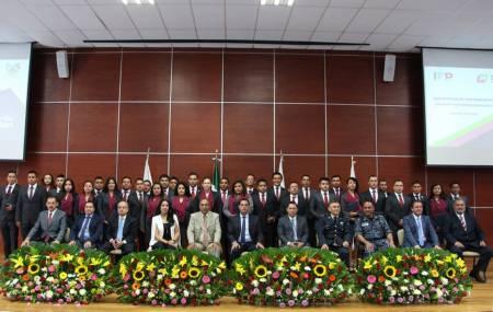 Se suman 67 policías con carrera a la Secretaría de Seguridad Pública de HidalgoSe suman 67 policías con carrera a la Secretaría de Seguridad Pública de Hidalgo.jpg