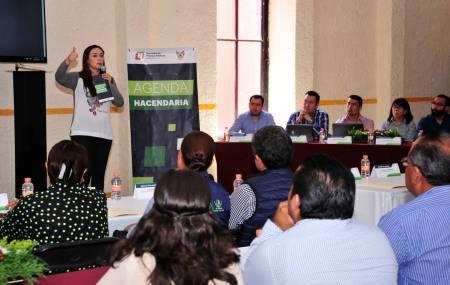 Secretaría de Finanzas Públicas inicia Agenda Hacendaria en la región de Huichapan2.jpg