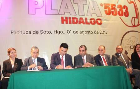 Sedeso y CCCEH presentaron el Sistema Alerta Plata Hidalgo2